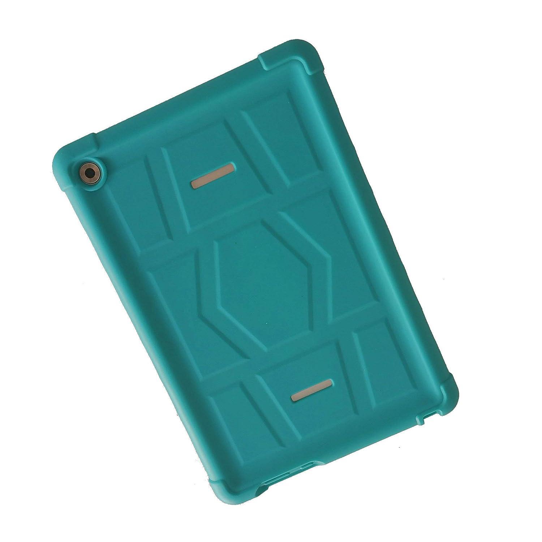 Amazon.com: Huawei MediaPad M5 10 funda de tablet, mingshore ...