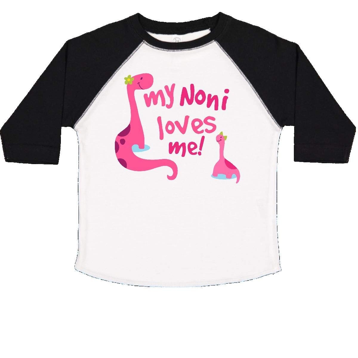 inktastic My Noni Loves Me Toddler T-Shirt