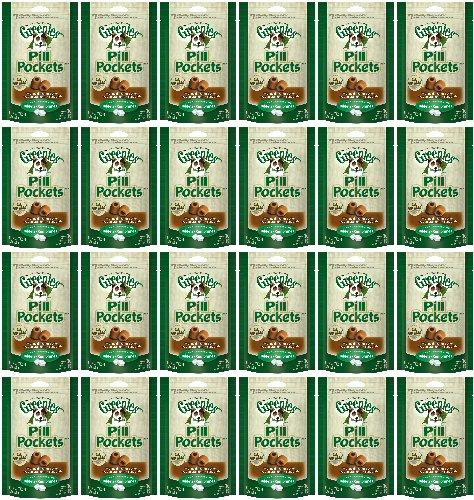Greenies Peanut Butter Dog Pill Pockets for Tablets 4.8Lbs
