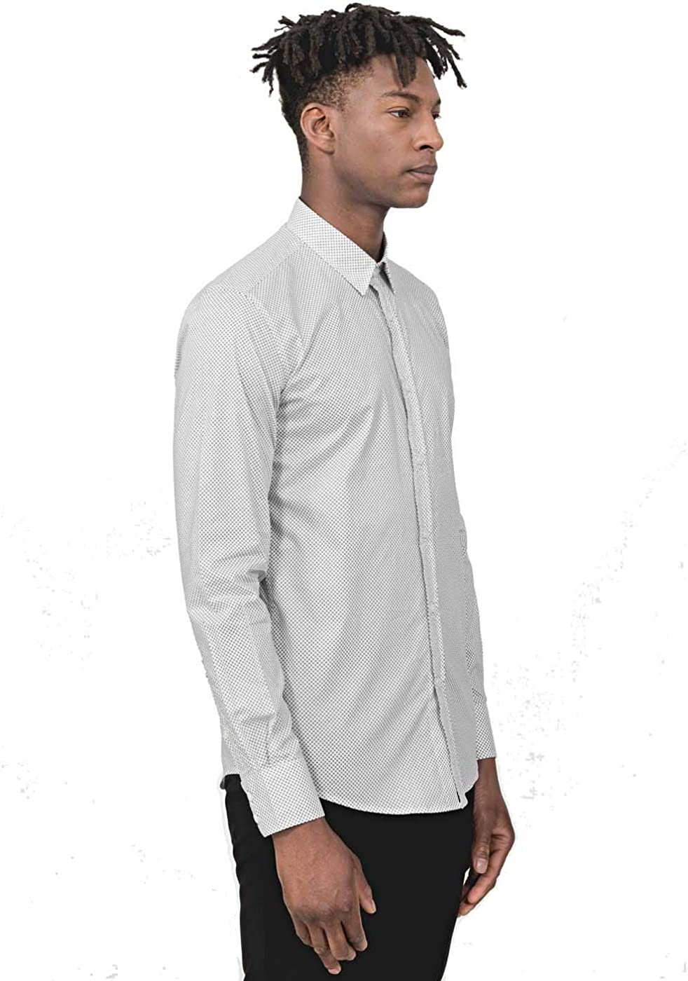 Antony Morato - Camisa de Manga Larga Hombre: Amazon.es: Ropa y accesorios