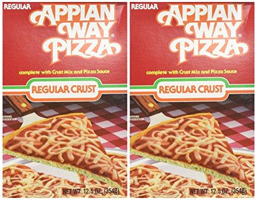 Appian Way REGULAR Crust PIZZA MIX 12.5oz (2 pack)