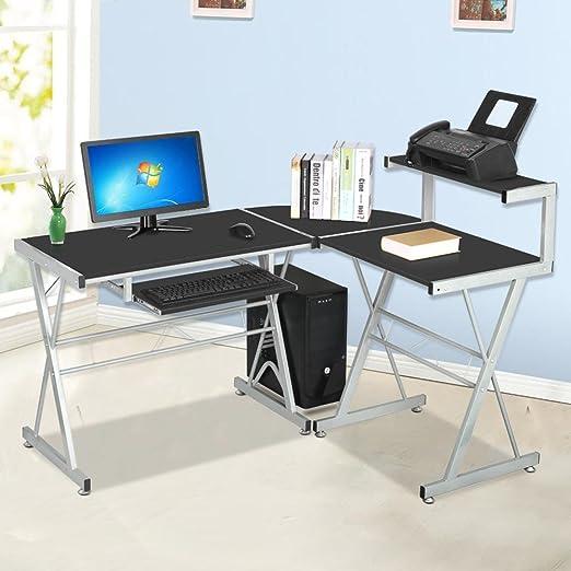 tinkertonk – oficina en casa esquina escritorio de ordenador ...