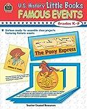US History Little Books: Famous Events