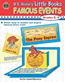 US History Little Books: Famous Events