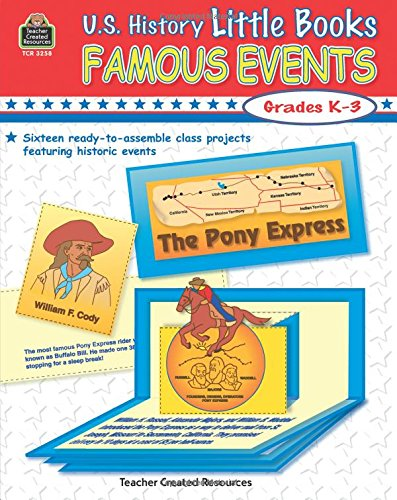US History Little Books: Famous Events ebook