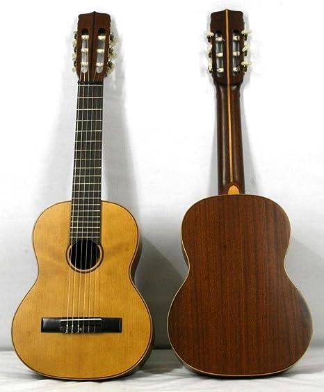 Musikalia luthery Requinto o Guitarrico en caoba, para flamenco ...