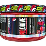 ProSupps NO3 Drive Powder Nitric Oxide Amplifier, Fruit Punch, 144 Gram