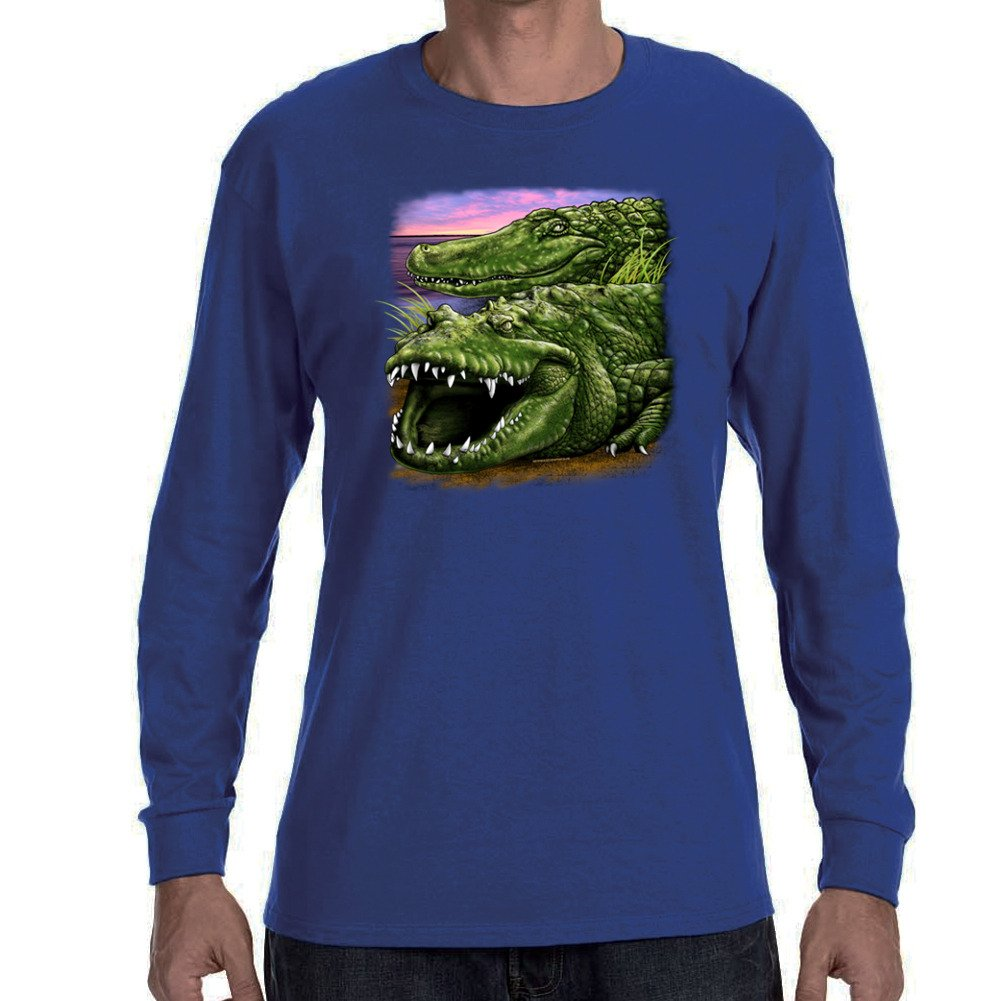 Amazon empire tees adults double gator long sleeve clothing buycottarizona