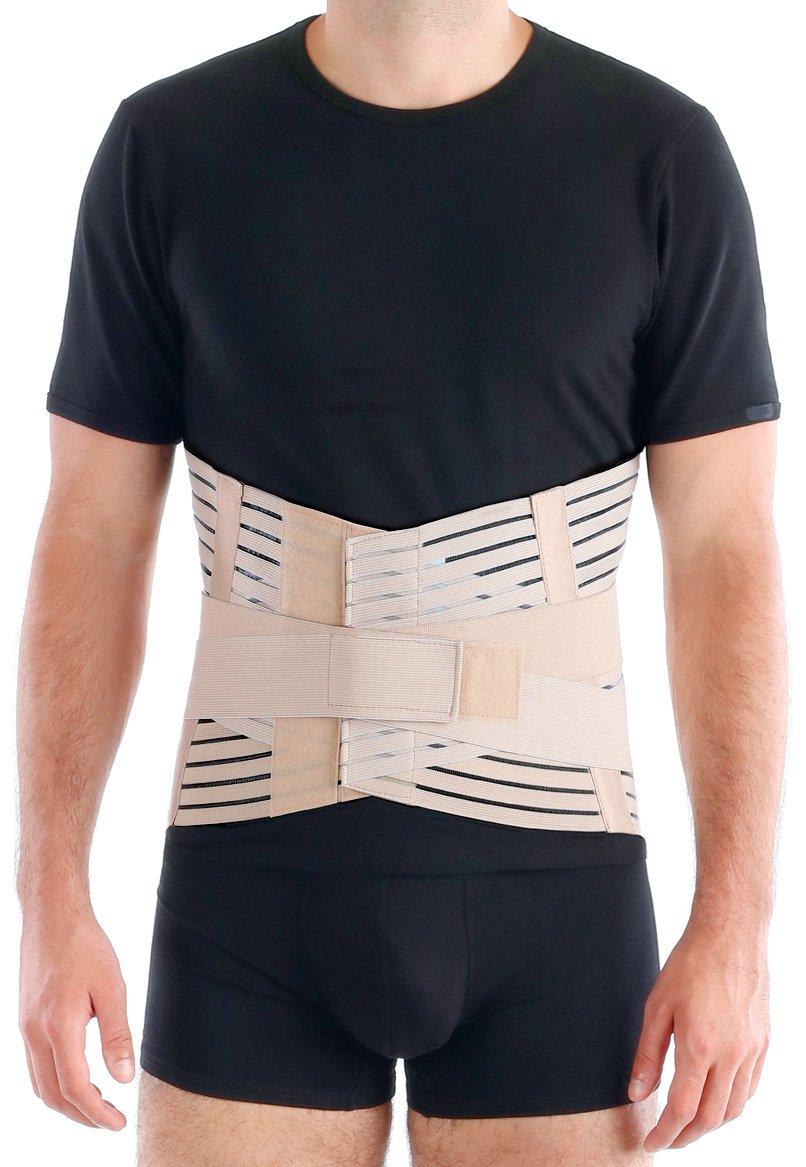 El dolor en lo bajo del vientre el dolor en la espalda la demora mensual