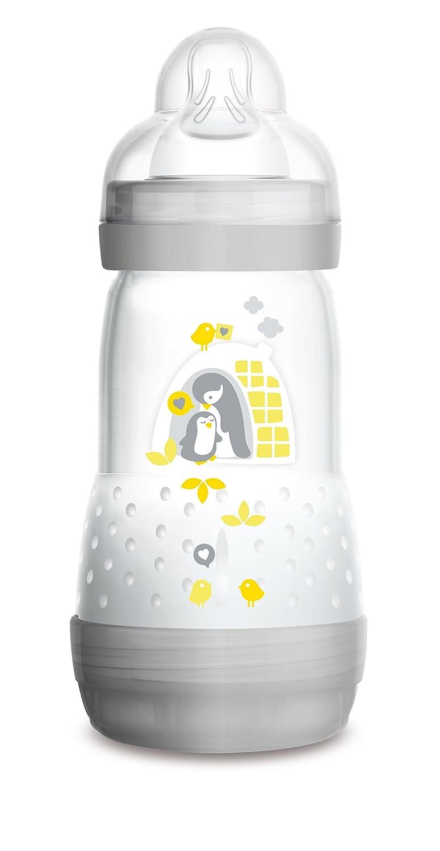 MAM Babyartikel 66321520 Anti-Colic Neutral Bottle, 260 ml