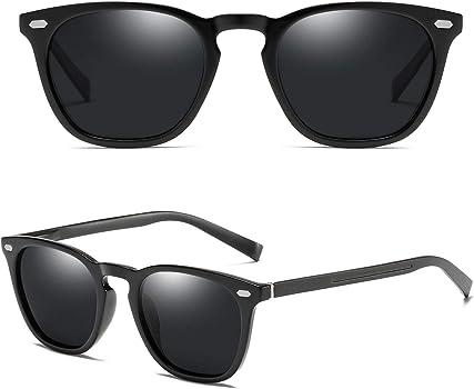 Gafas de sol para hombre mujer polarizadas Gafas de sol vintage verano playa Deportes al aire libre Conductor Trepador Golf Gafas de sol