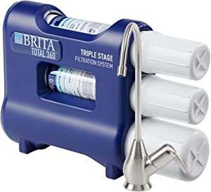 Brita Total360 BRDWPS Water Purifier, Blue