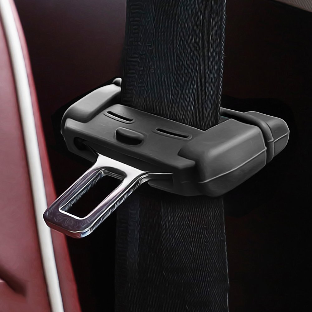 2 Unidades BRLIGE Funda Protectora para cintur/ón de Seguridad