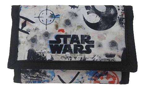 Star Wars Rogue one Monedero, negro (negro) - STAR004009 ...