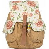 The House Of Tara Rose Print Backpack (Multicolour)