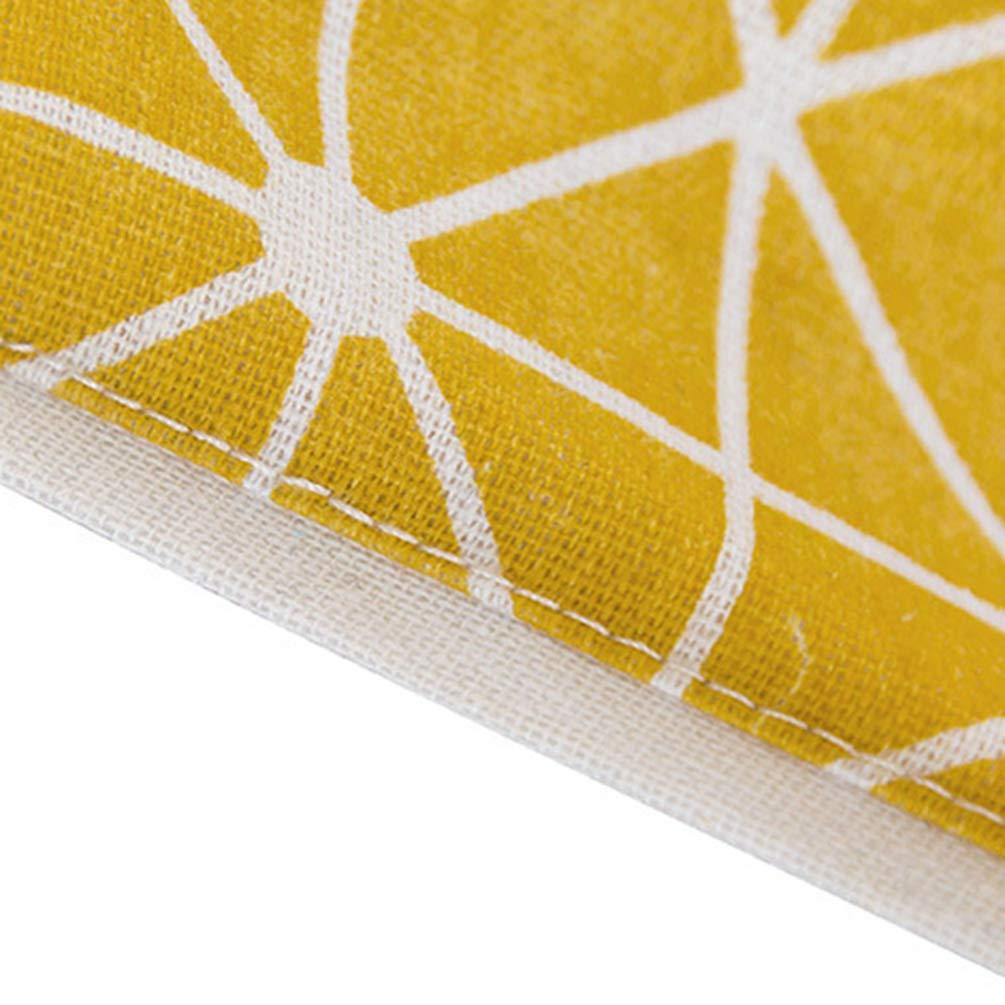 Gelb,5PCS Dooxii Multifunktionale H/ängender Organizer mit 3 Taschen H/ängeorganizer H/ängeaufbewahrung Aufbewahrungstasche f/ür Kinderzimmer Wohnzimmer H/ängenden Tasche