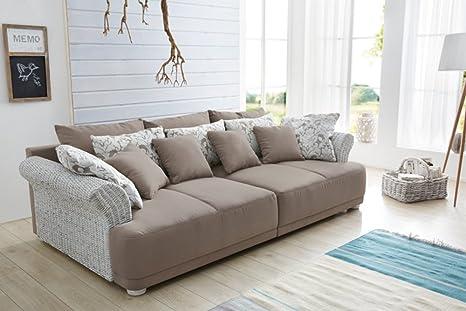 Design Big Sofa Provence Landhauslook Mit Vintagecharakter