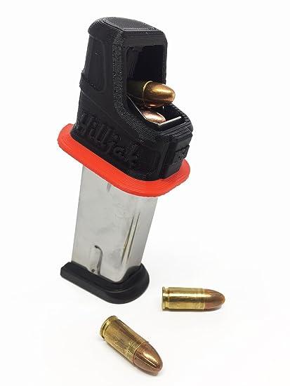 Amazon com : Hilljak Walther PPQ M2 & P99 9mm Double-Stack Magazine