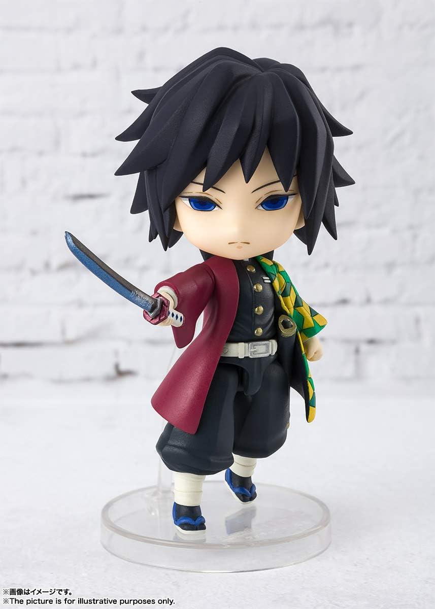 Giyu Mizubashira Tomioka | Demon Slayer Figuarts Mini Figure