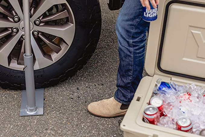 Flagpole-To-Go Ultimate Tailgaters Package