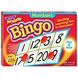 Numbers Bingo Game Flash Cards