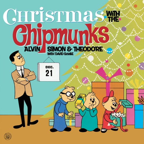 Alvin And The Chipmunks Christmas.Christmas With The Chipmunks