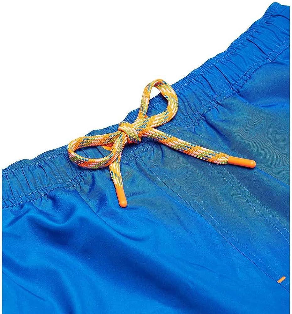 NORTH SAILS Pantaloncini da Bagno Uomo in 100/% Poliestere Riciclato Regolare Adatto con Elasticizzato Coulisse in Vita e Tasche Laterali