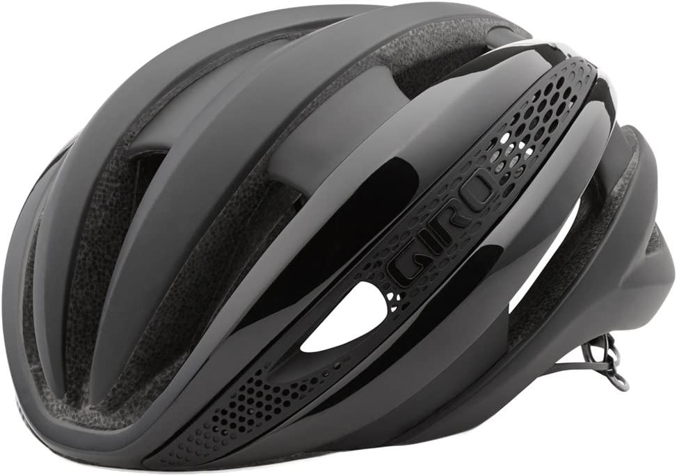 Giro Synthe Helmet, Matte Black, Medium