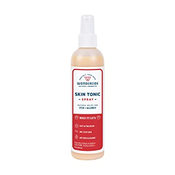 Wondercide Natural Skin Tonic Spray and First Aid Remedy for Pets