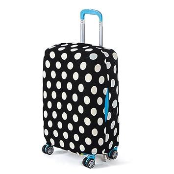 JIALONGZI - Funda Protectora para Maleta de Viaje, Lavable, elástica, para Equipaje,