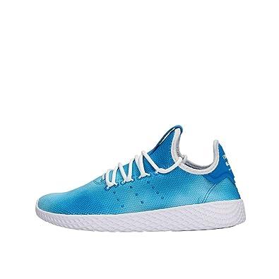 c317db917b16 adidas Baskets PW Tennis Hu J Bright Blue FTWR White FTWR White