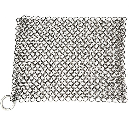 """8""""x6"""" Cast Iron Cleaner made by 316L stainless Steel used fo"""