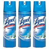 Lysol Professional Disinfectant Spray, Spring Waterfall, 19 oz (Pack of 3)