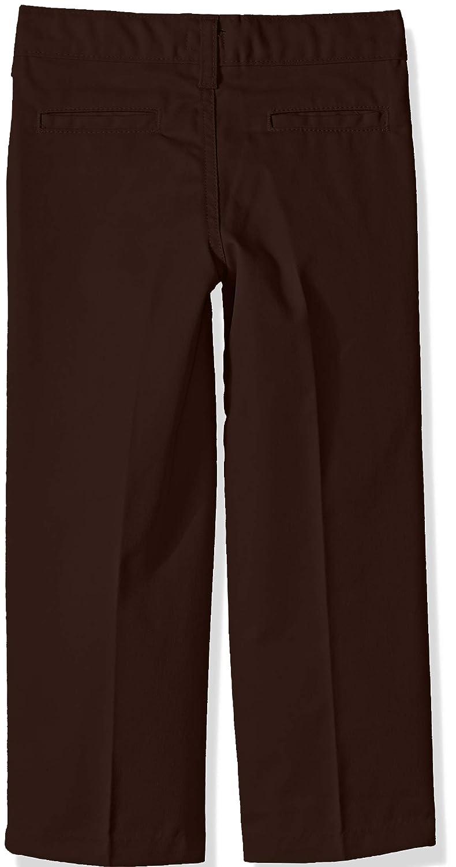 Dickies Boys Flexwaist Flat Front Straight Leg Pant Khakis