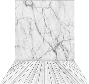 White Gray Marble Photography Backdrop Marble Texture Solid Birthday Party Baby Shower Photo Background Vinyl Photo Studio Backdrop Props