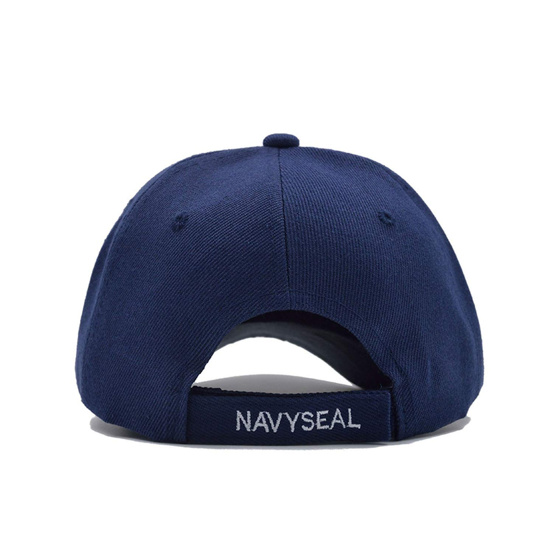 Amazon.com: SINXE] Mens US Navy Baseball Cap Navy Seals Cap Tactical Army Cap Trucker Gorras Snapback Hat: Clothing