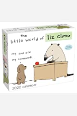 The Little World of Liz Climo 2020 Day-to-Day Calendar Calendar