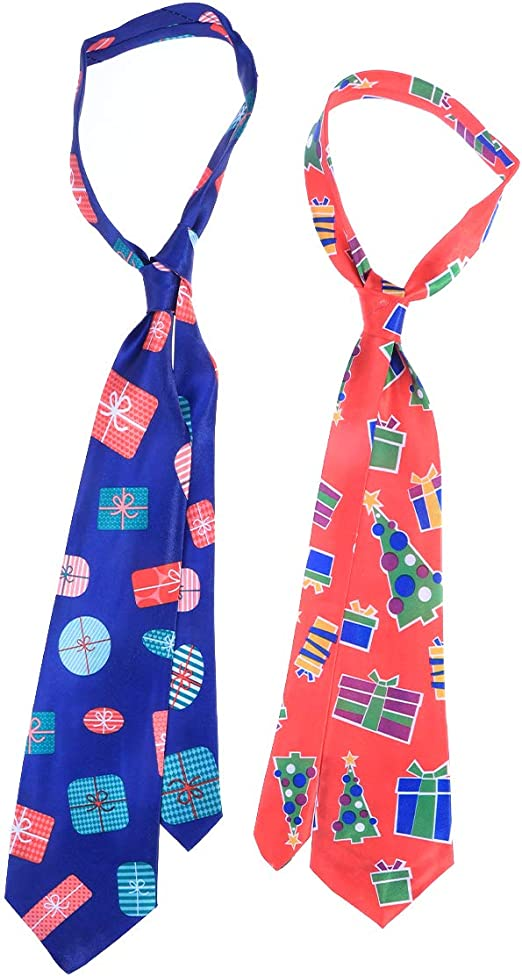 STOBOK Corbata de Navidad decoración de Corbata Creativa Hermosa ...