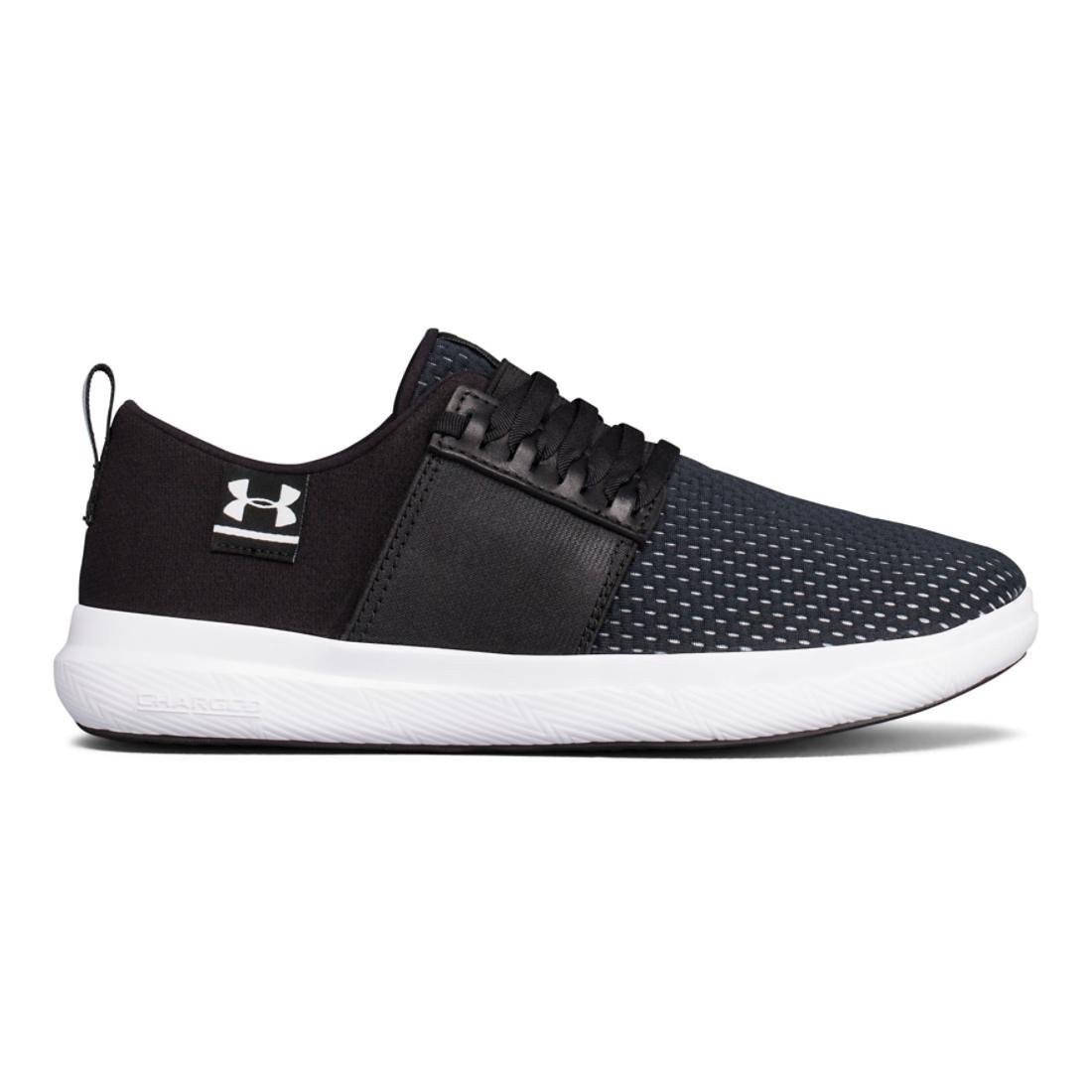 Under Armour Women's Charged 24/7 Low NM Running Shoe B078HHZZ5R 9 B(M) US|Black/White