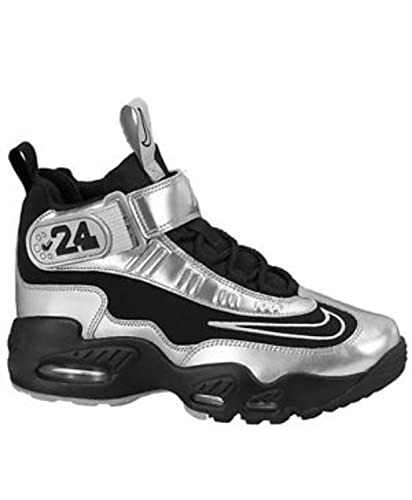 Nike Air Griffey Max 1 (GS) 7Y BlackMetallic Silver 437353