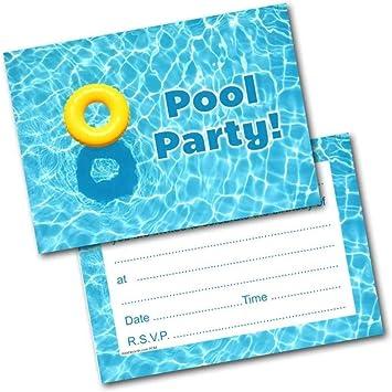 Envelope Pack Pool Day