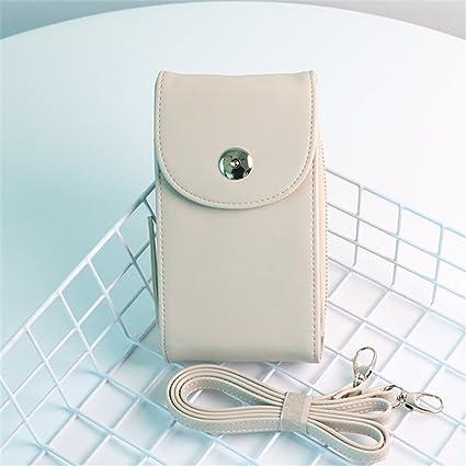 1e95de93f0 AASSDDFF Diseño Bolsos de las mujeres Coreano Mini Bolsa de Bolsas  Celulares Simple Pequeño Bolso Crossbody
