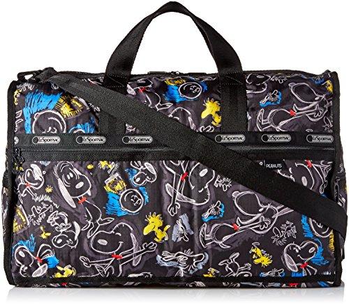 Lesportsac Classic Large Weekender - Chalkboard Snoopy - ...