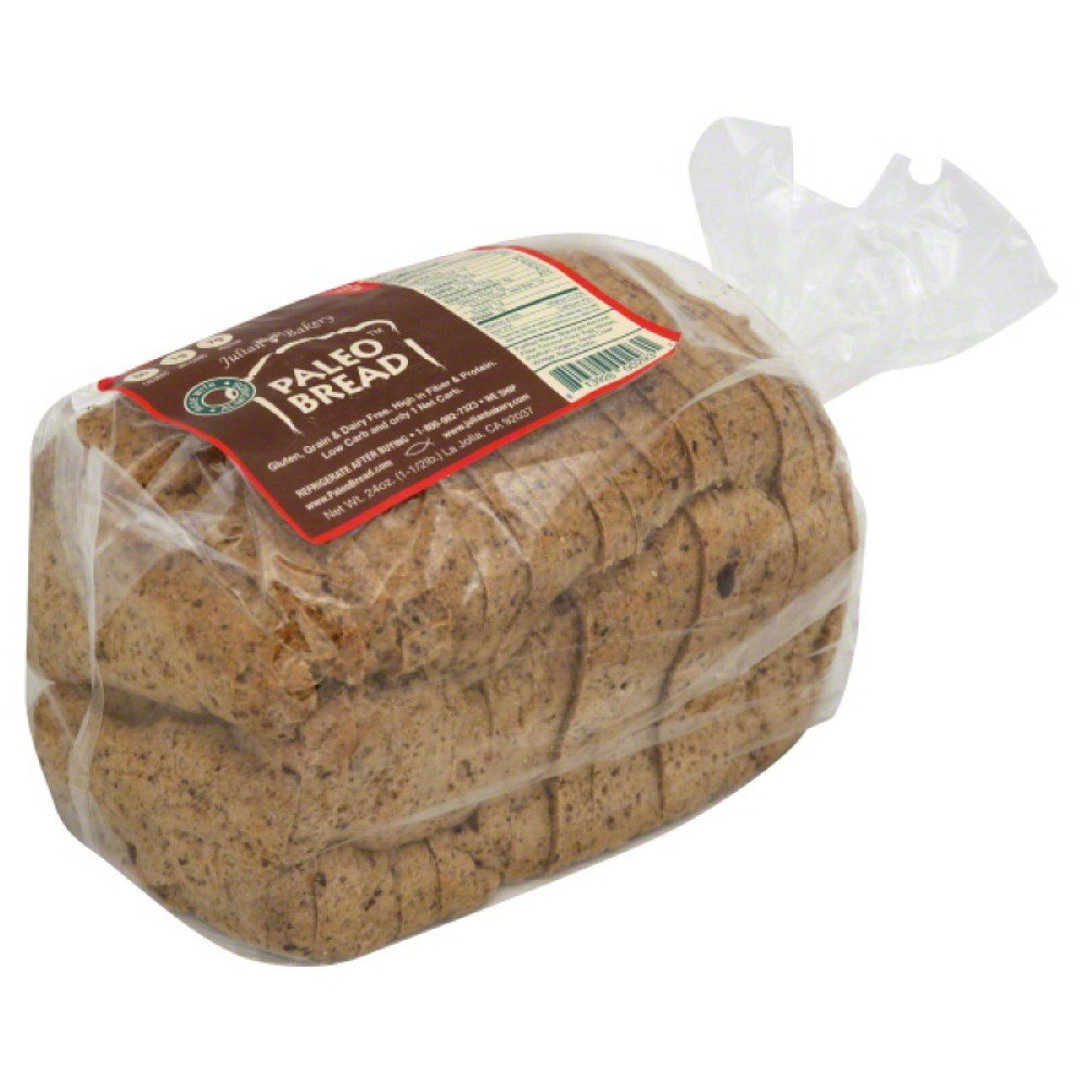 Julian Bakery Paleo Almond Bread, 1.5 Pound -- 6 per case. by Julian Bakery