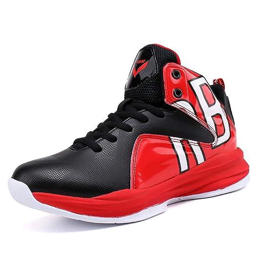 Zapatillas de Baloncesto para niños, Antideslizantes, cálidas ...