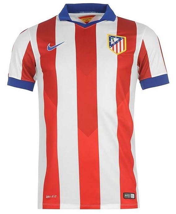 Nike - Camiseta oficial del Atlético de Madrid 2014/2015 blanc et ...