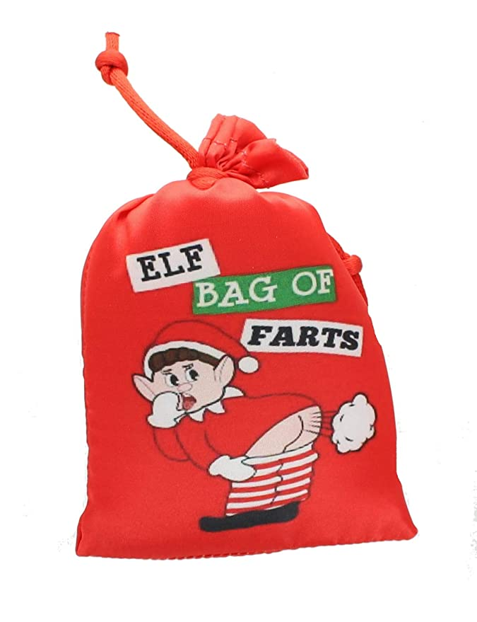 Amazon.com: Pms Elves Behavin Badly Christmas Elf Fart Kit ...