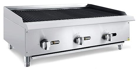 Amazon.com: Chefs Exclusivo CE778 - Escobillero de acero ...