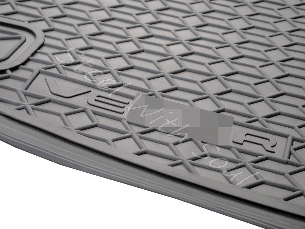 Fully Tailored Rubber Cargo Mat Trunk Tray Boot Liner for Range Rover Velar 2017/—2020