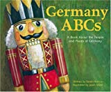 Germany ABCs, Sarah Heiman, 1404800204